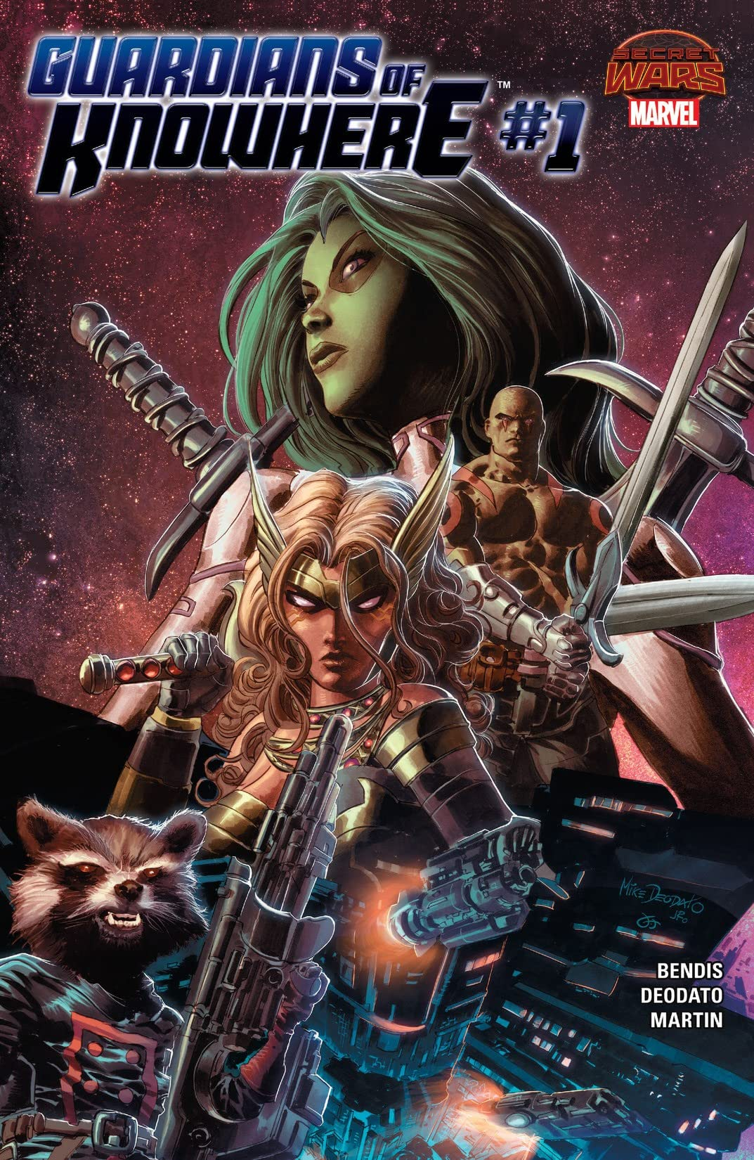 Guardians of Knowhere (2015) #1