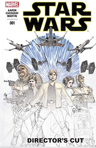Star Wars (2015-) #1: Director's Cut