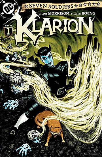 Seven Soldiers: Klarion the Witch Boy #1