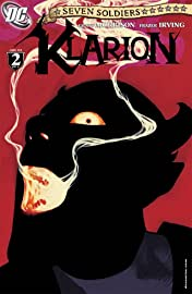 Seven Soldiers: Klarion the Witch Boy #2 (of 4)