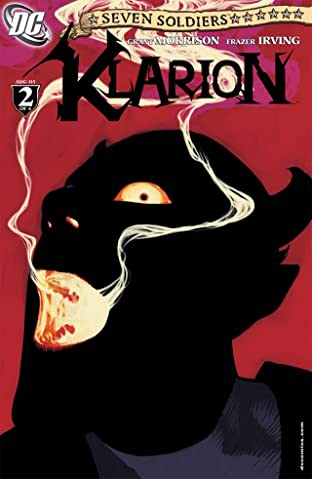 Seven Soldiers: Klarion the Witch Boy #2