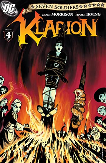 Seven Soldiers: Klarion the Witch Boy #4