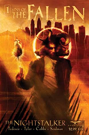 Sins of the Fallen #1: The Nightstalker