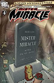 Seven Soldiers: Mister Miracle #4 (of 4)