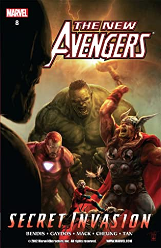 New Avengers Vol. 8: Secret Invasion Book 1