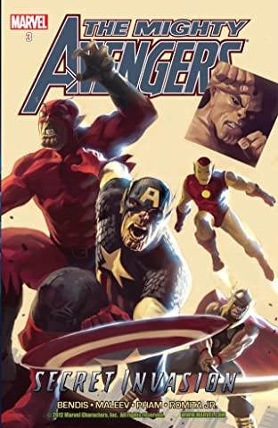 Mighty Avengers Tome 3: Secret Invasion Book 1