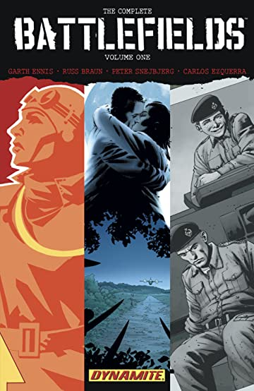 Garth Ennis' Complete Battlefields Vol. 1