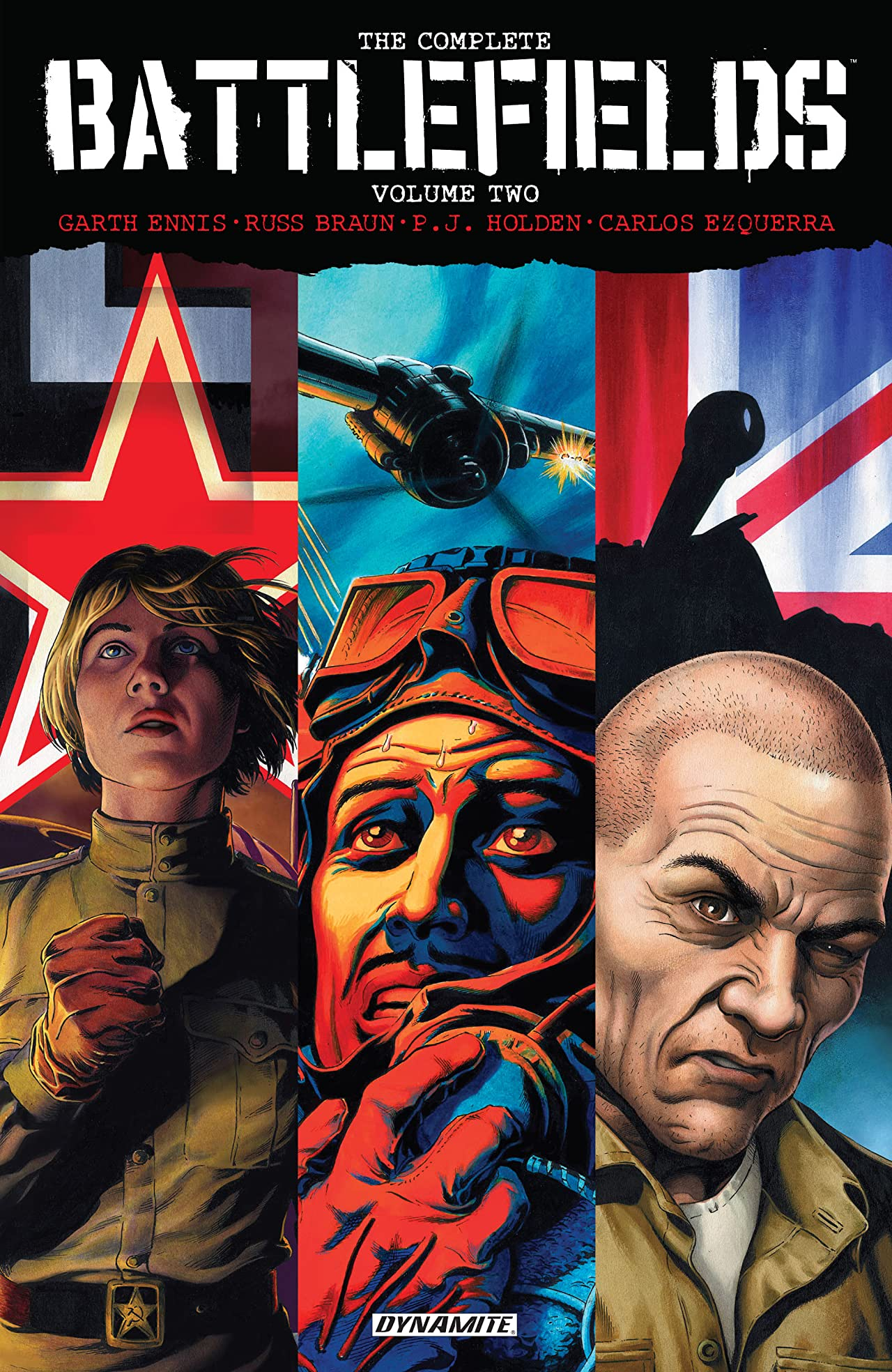 Garth Ennis' Complete Battlefields Vol. 2