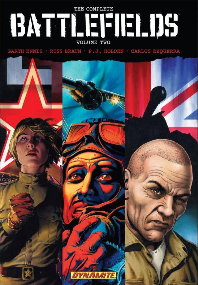 Garth Ennis' Complete Battlefields Vol. 2