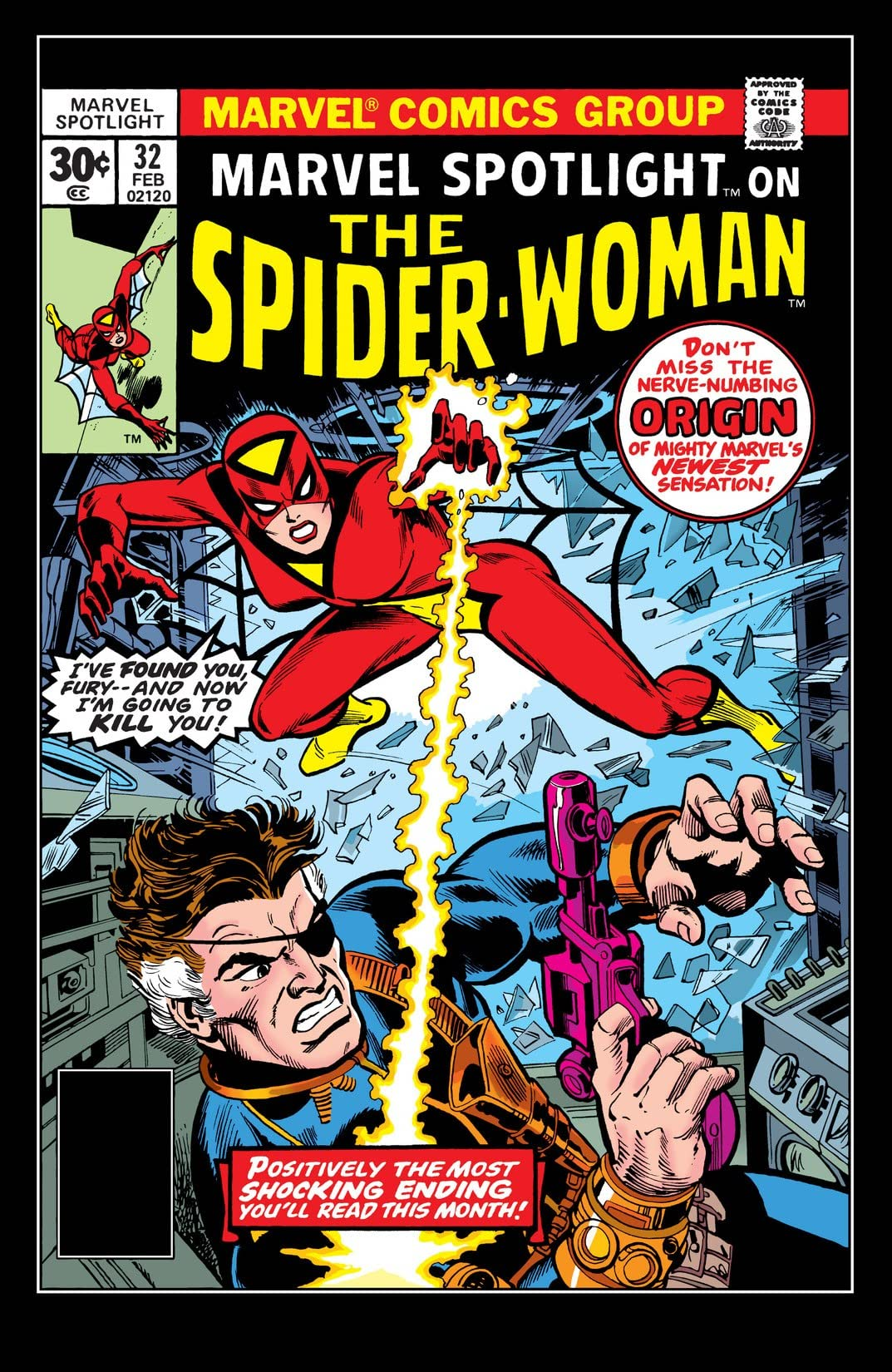 Marvel Spotlight (1971-1977) #32