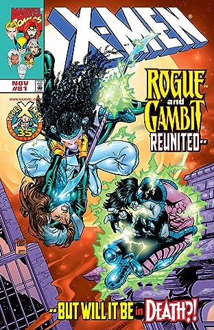 X-Men (1991-2001) #81