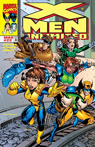 X-Men Unlimited #22