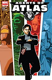Agents Of Atlas (2006-2007) #1 (of 6)