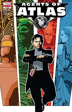 Agents Of Atlas (2006-2007) #1 (of 6)