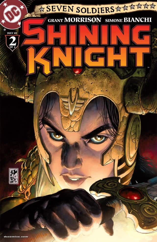 Seven Soldiers: Shining Knight #2 (of 4)