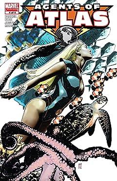 Agents Of Atlas (2006-2007) #4 (of 6)