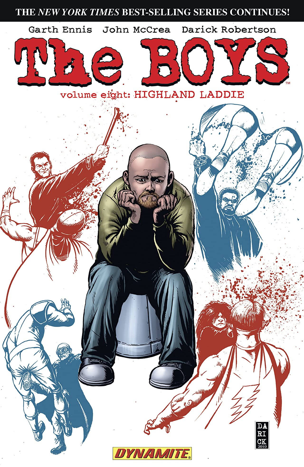 The Boys Vol. 8: Highland Laddie