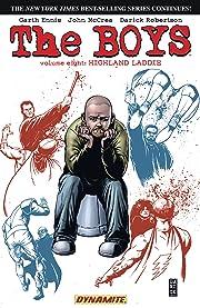 The Boys Vol. 8: Highland Laddie