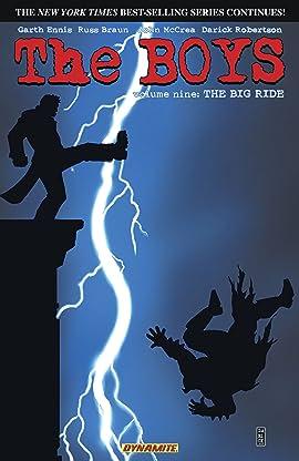 The Boys Vol. 9: Big Ride