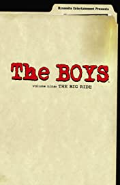 The Boys Vol. 9: Big Ride