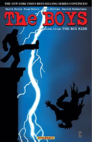 The Boys Tome 9: Big Ride