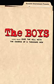 The Boys Vol. 11: Over the Hill with Swords of A Thousand Men