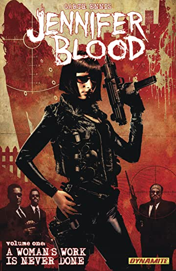 Garth Ennis' Jennifer Blood Vol. 1