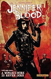 Garth Ennis' Jennifer Blood Tome 1