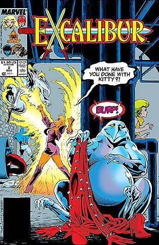 Excalibur (1988-1998) #2