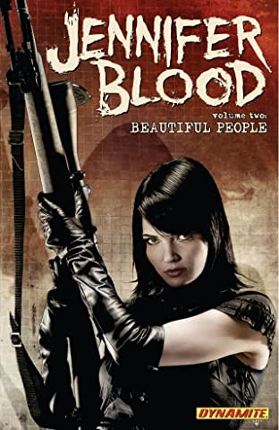 Garth Ennis' Jennifer Blood Tome 2