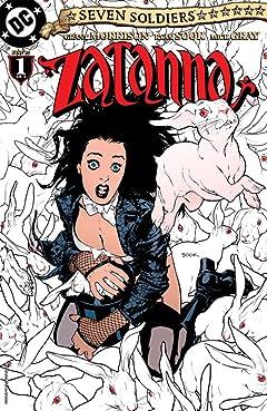 Seven Soldiers: Zatanna #1 (of 4)