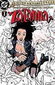 Seven Soldiers: Zatanna #1