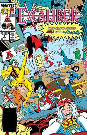 Excalibur (1988-1998) #5