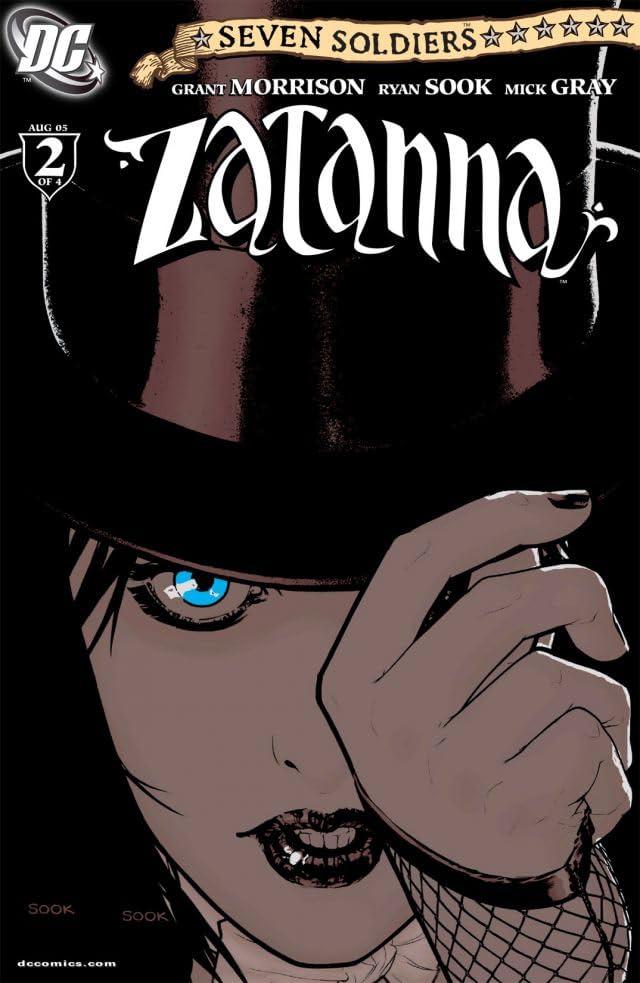 Seven Soldiers: Zatanna #2 (of 4)