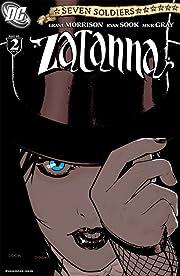Seven Soldiers: Zatanna #2
