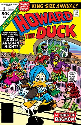 Howard the Duck (1976-1979) Annual #1