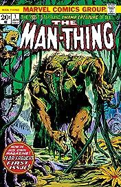 Man-Thing (1974-1975) #1