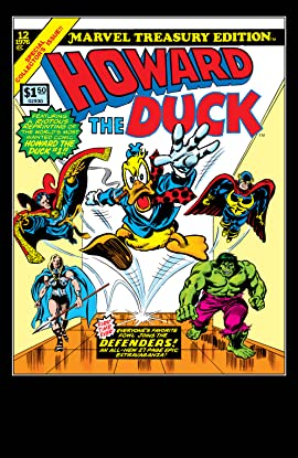 Marvel Treasury Edition (1974-1981) #12