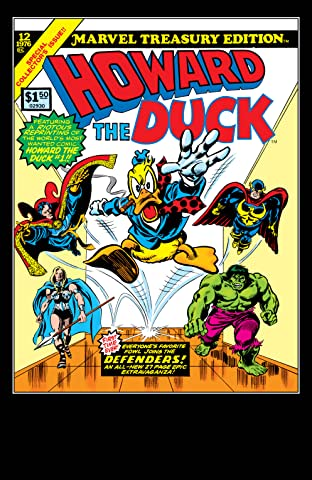 Marvel Treasury Edition (1974-1981) #12