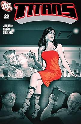 Titans (2008-2011) #20