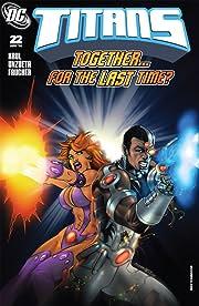 Titans (2008-2011) #22