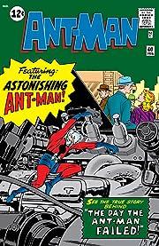Ant-Man (1959-1968) #40