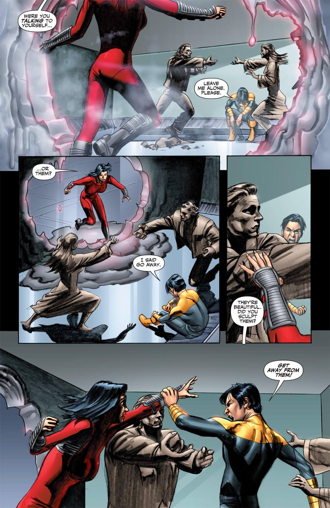 Titans (2008-2011) #24