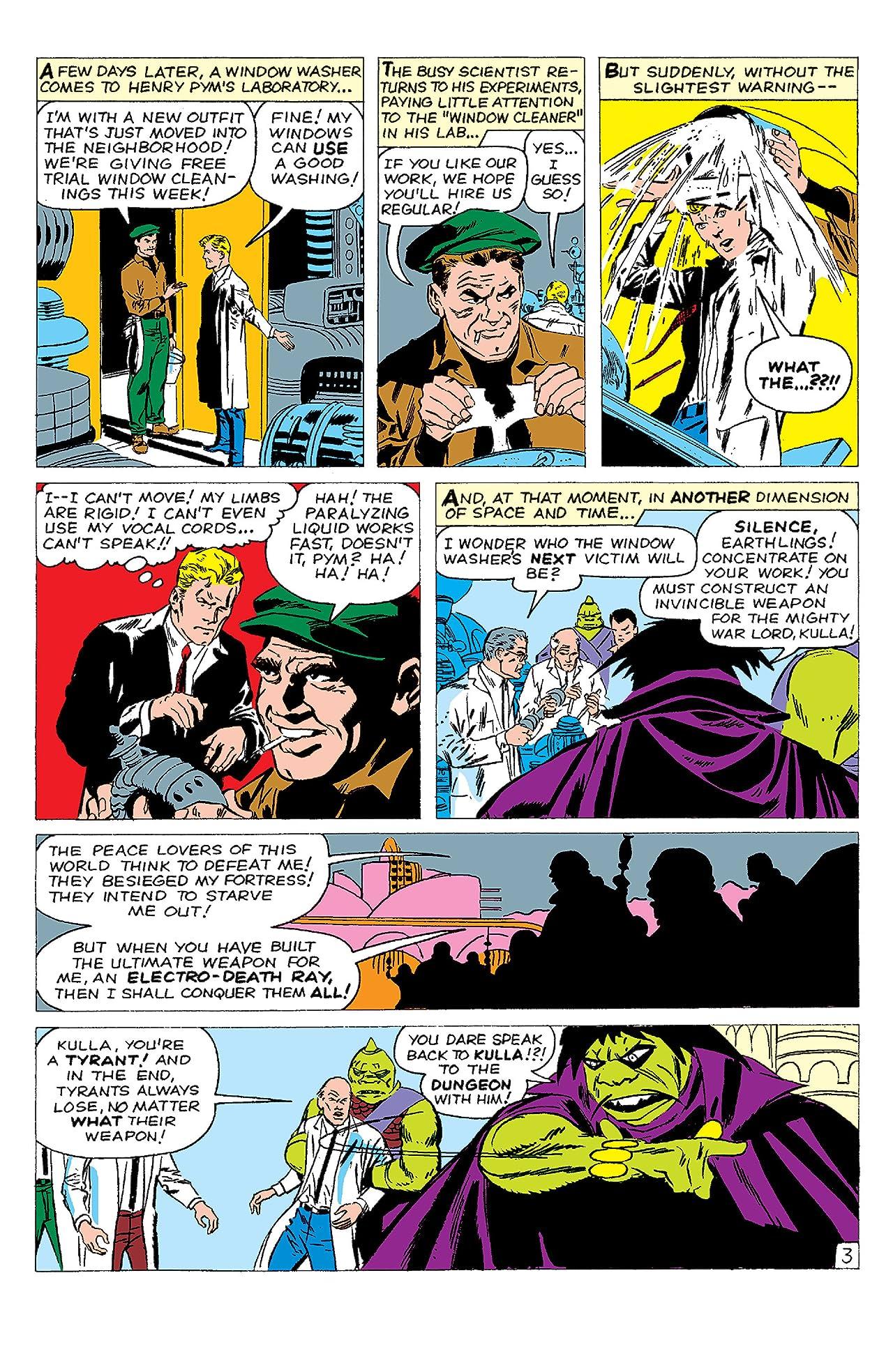 Ant-Man (1959-1968) #41