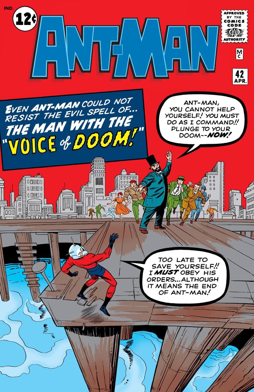 Ant-Man (1959-1968) #42