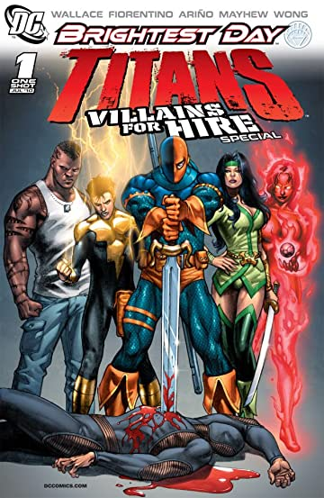 Titans (2008-2011): Villains for Hire Special #1