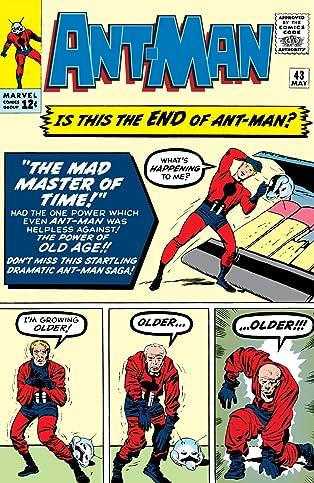 Ant-Man (1959-1968) #43