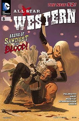 All Star Western (2011-2014) #8