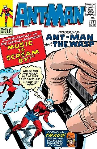 Ant-Man (1959-1968) #47