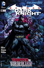 Batman: The Dark Knight (2011-2014) #8